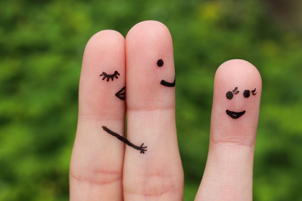 positive Beziehungen