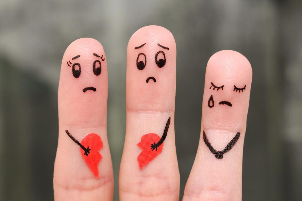 Traurigkeit und Hilflosigkeit bei ADHS