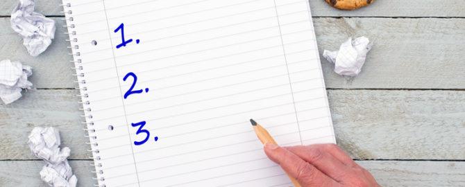 Was Tun, Wenn Man Vor Seiner Aufgaben-Liste Sitzt Und Zu Nichts Lust Hat?